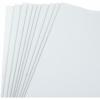 Foam Sheet (Eva) 9'' x 12'' White - Pack of 10 pieces